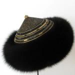 samarkand, pelshat, fur hat, jane eberlein, pelshue, hats, hatte, chapeau, hut