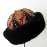 ane Eberlein, pelshue, hats, samarkand, pelshat, fur hat, hatte, chapeaux, hüte