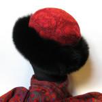 uld huer, uld hatte, uldhuer, uldhatte, pelshatte, pelshuer, jane eberlein, samarkand, pels huer, pels hatte, pels hue i ræv