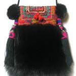 Pels, pelstaske, tasker, jane eberlein, samarkand,ræv, taske i pels, muffedisser,, bag in fur