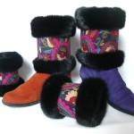 muffedisser, benvarmere pels, jane eberlein, samarkand dk, støvler
