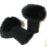 muffe,muffedisser, håndledsvarmer, wristwarmers, pelshatte, pelshuer, samarkanddk, Jane Eberlein