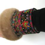 muffedisse, muffedisser, håndledsvarmer, wristwarmers, pulsvarmere, pelshatte, pelshuer, samarkanddk, Jane Eberlein