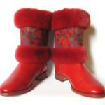 muffedisser, benvarmer, pels, jane eberlein, samarkand dk, støvler, pelsstøvler, fodtøj, vinter, støvle, ski