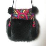 pelstaske, dametaske, taske, pels, fur, handbags, furbags