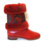 muffedisser, benvarmere pels, jane eberlein, samarkand dk, støvler, pelsstøvler, fodtøj, vinter