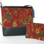 lædertasker, læder tasker, lædertaske, kimonostof, dametask, skuldertasker, totebags, tasker i skind, taske broderi, stake stof, jane eberlein, samarkanddk, kimono stof
