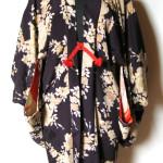 Vintage kimono jakke i silke. Stort udvalg af gamle fine kimono jakker i Samarkand, Østerbro