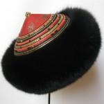 pelshatte,pelshuer,rævehatte,jane eberlein, samarkand,hatte